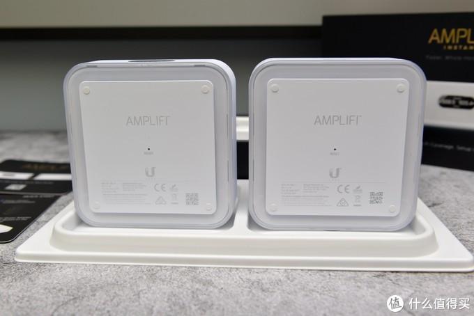 让女生也能轻松驾驭的全屋wifi覆盖,2分钟立等可用!UBNT AmpliFi Instant套装体验