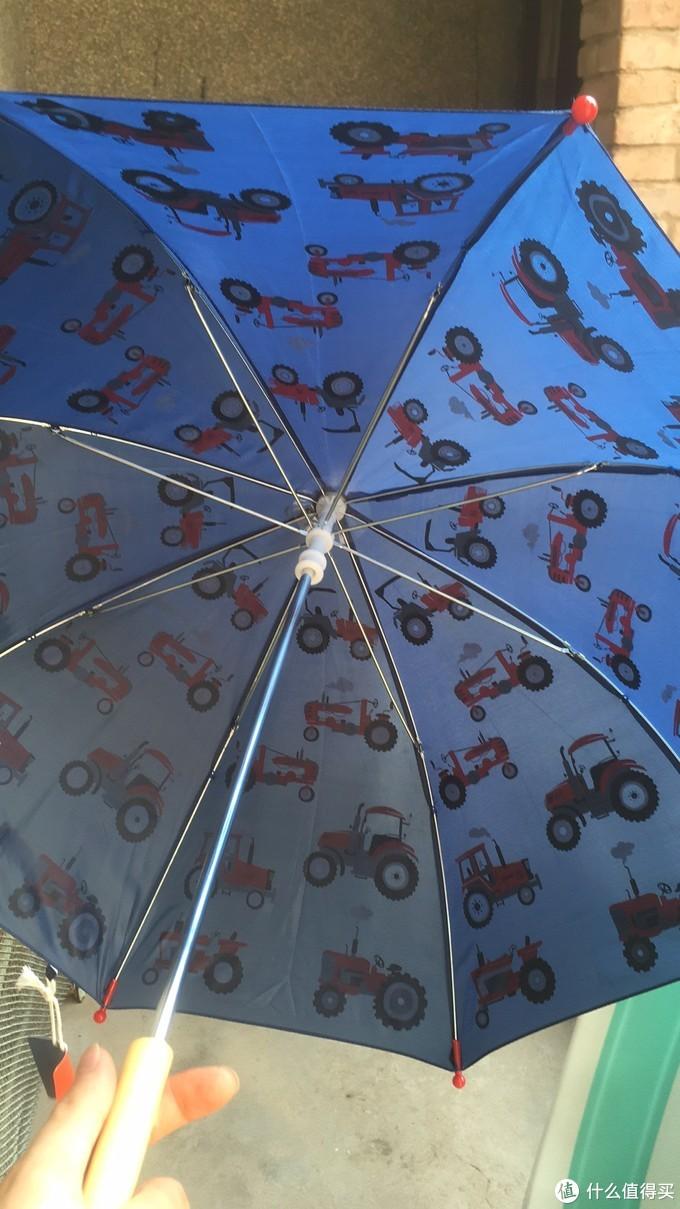 好看的卡通儿童雨伞Hatley A13