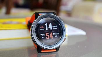 咕咚智能运动手表X3开箱展示(表盘|LED屏|表带|传感器)