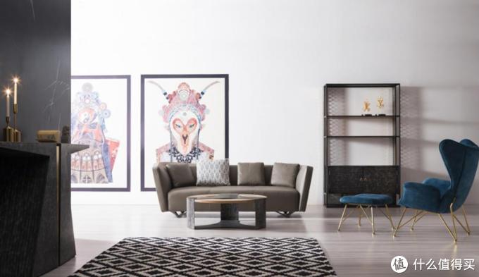 Furniture China 2019:参观现代品牌馆,这些艺术撞击自由的家居设计有你喜欢的吗?