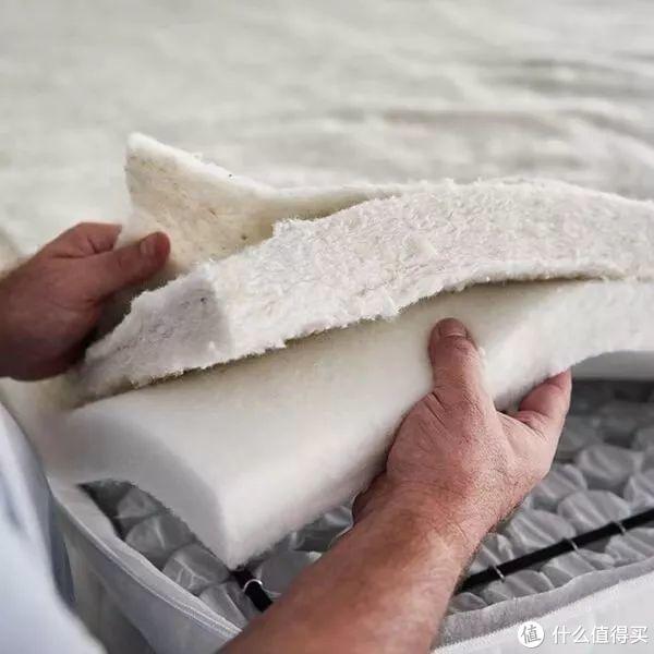 五星级睡眠体验——全进口纯手工羊绒床垫