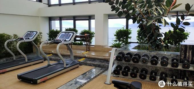 临时健身房