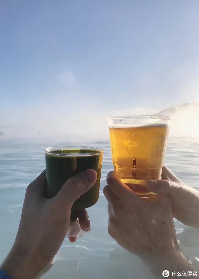 饮料我点的green is good,她点的啤酒,都太冰了,那天太冷啦