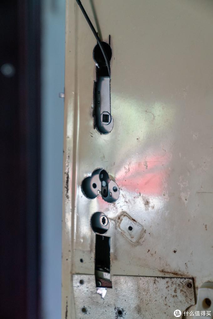 老旧防盗门如何爆改安装小米米家智能门锁 青春版?虽然折腾许久,但是之后方便太多
