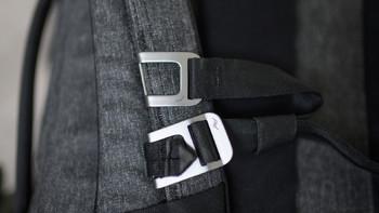 巅峰设计 everydaybackpack 30L相机包细节展示(肩带|提手|拉链|卡扣)