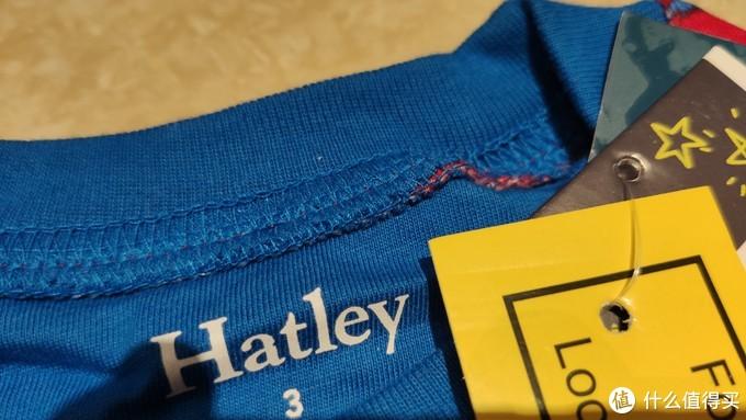 你是要开染坊吗?【轻众测】Hatley哈特利儿童内衣套装