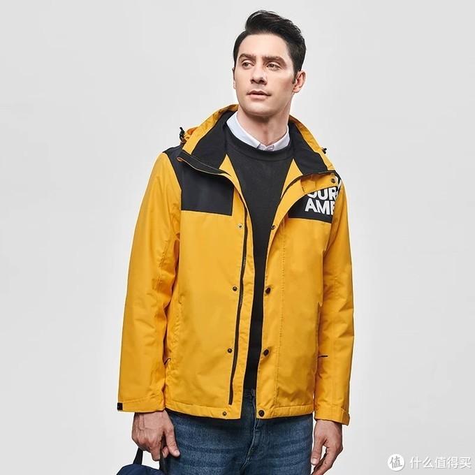 《值得买精选》伯希和户外新款防风防水冲锋衣