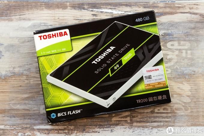 东芝TR200 480G版上手体验,性能基本满足需求,价格也比较不错
