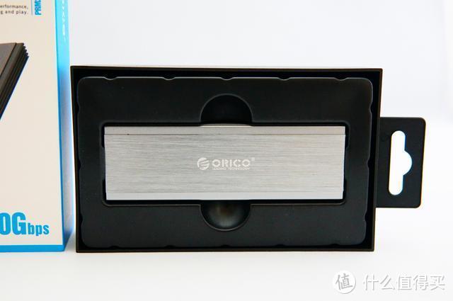 迷你纤细,高速高效:ORICO NVMe M.2 SSD硬盘盒体验