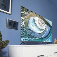 荣耀智慧屏Pro电视细节展示(包装|显示屏|接口|散热孔|遥控器)