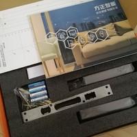 方正智能门锁开箱展示(材质|锁芯|设计|框架)