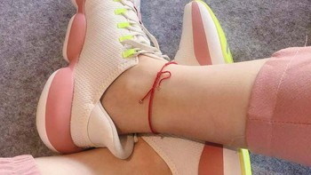 PUMA轻盈缓震训练跑鞋使用总结(鞋身 后跟 中底)
