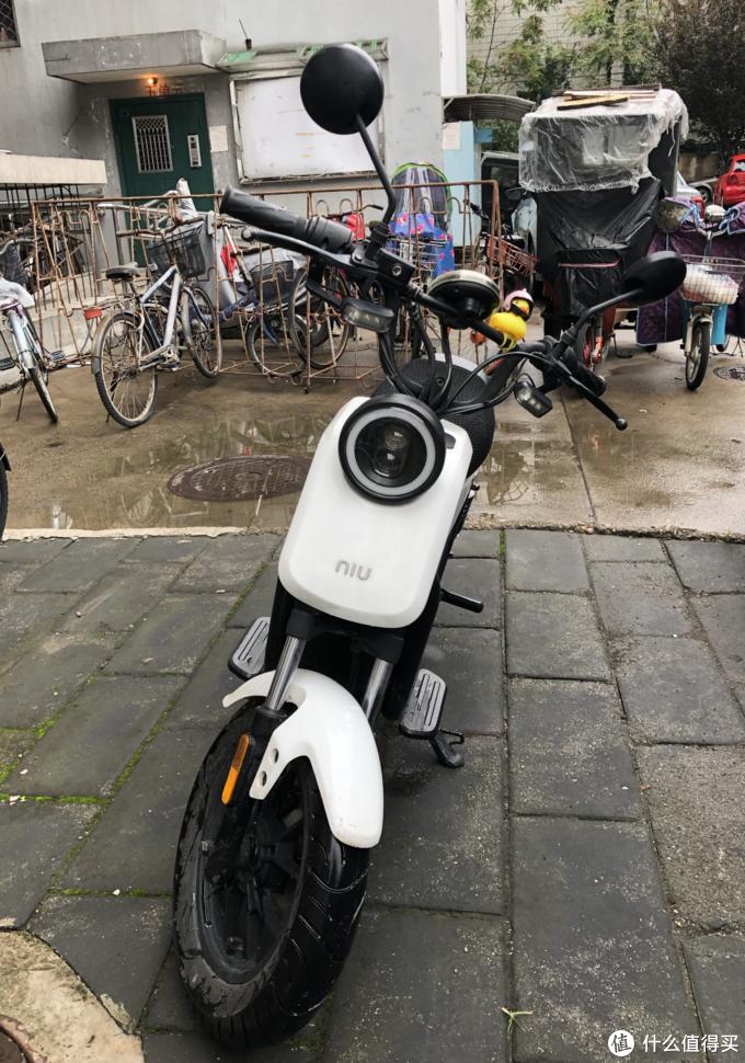 小牛U1上玛吉斯9090-12、川南25cm避震装车骑行反馈测评