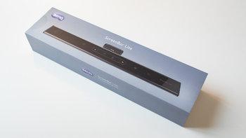 明基ScreenBar Lite LED灯外观展示(开关 收纳盒)