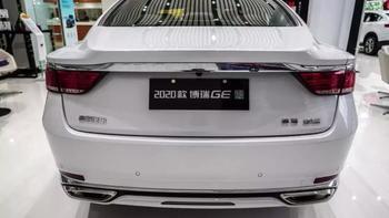 吉利博瑞GE轿车车型介绍(座椅|储物空间|后排|车门)