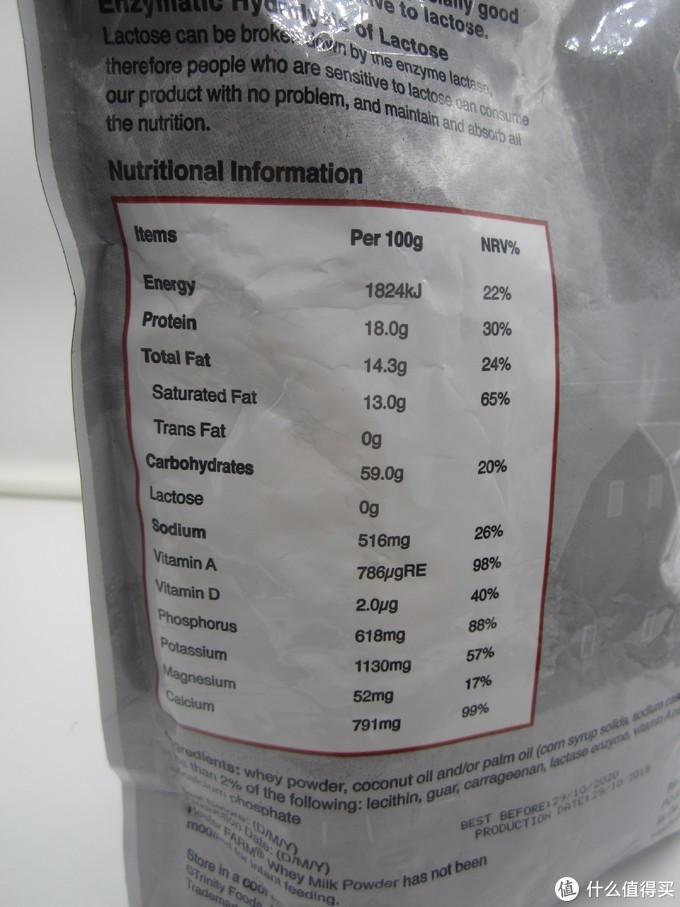 乳糖不耐者的福音——HESTER FARM Whey Milk powder