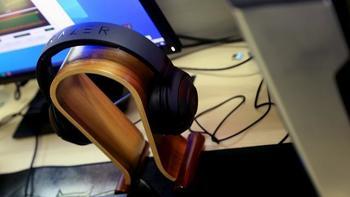 北海巨妖标准版X耳机游戏体验(耳罩|材质|头梁|伸缩支架)