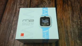 糖猫M2智能手表细节展示(充电底座|传感器|表带|显示屏)