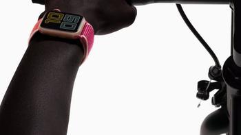 苹果发布Apple Watch 5手表细节展示(充电底座|传感器|表带)