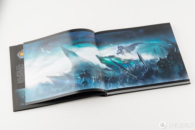 《魔兽世界终极视觉指南》《魔兽世界动画影像艺术》书评