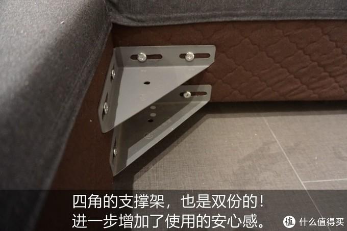 """""""华伦蒂诗""""床测评:日式榻榻米设计,实用性爆表!(优玛尼系列C916B)"""