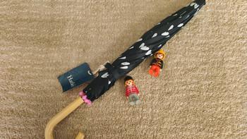 拿起Hatley雨伞,我要做广场上最靓的仔——一篇关于Hatley A13-UM0DINO100雨伞遮阳伞的评测