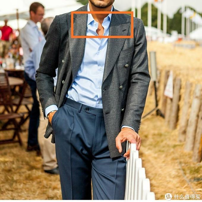 适合穿西装不系领带的几款衬衫