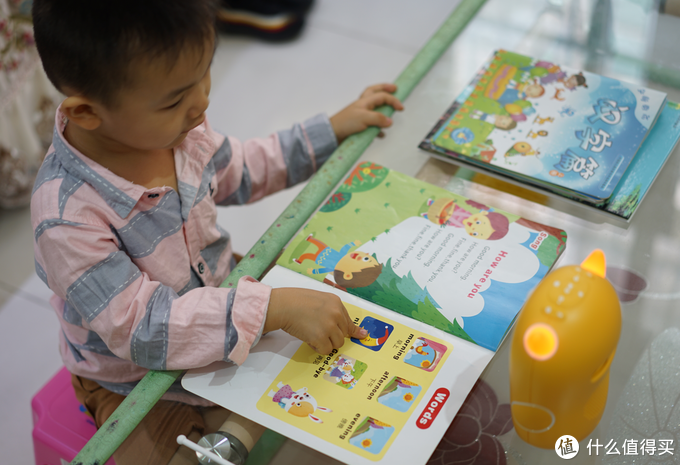宝宝教育及绘本阅读的新航标,牛听听儿童智能熏教机读书牛评测