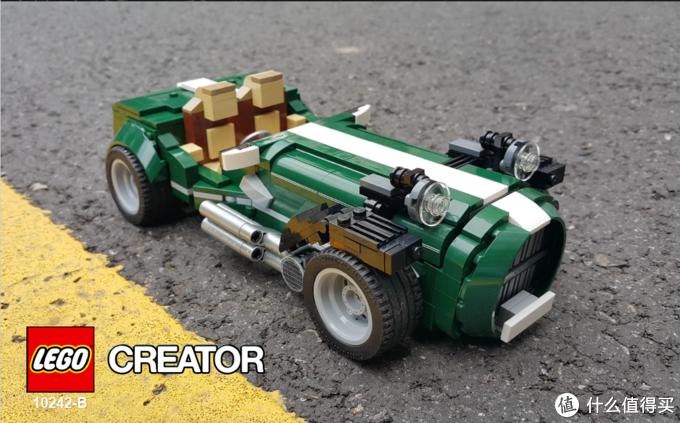 CREATOR 10242 Mini Cooper