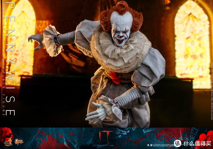 玩模总动员:HT推出《小丑回魂2》潘尼怀斯1:6人偶
