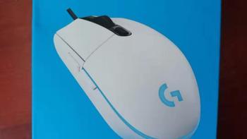 罗技G102鼠标外观图片(LOGO|左右键|滚轮|脚贴|按钮)