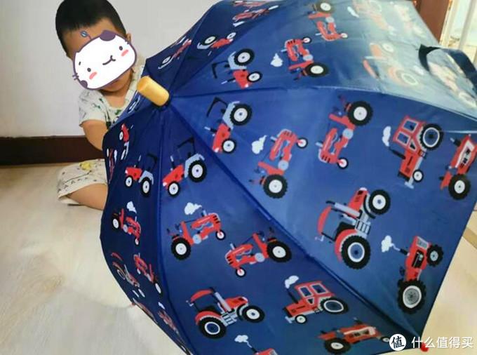 麻麻放下那把雨伞,它是我的——hatley儿童雨伞众测报告