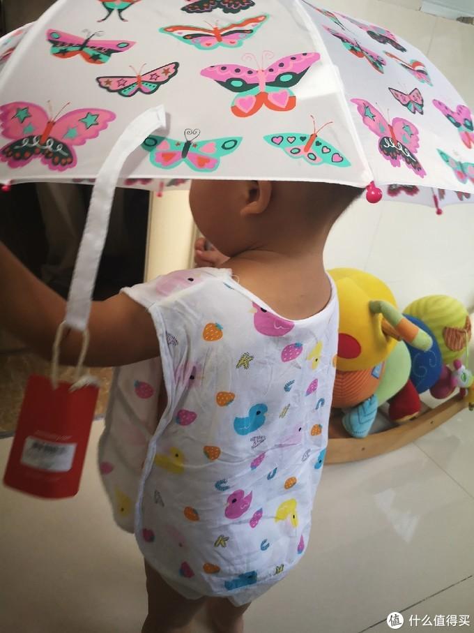 有颜价高但料不足——Hatley A13雨伞遮阳伞评测