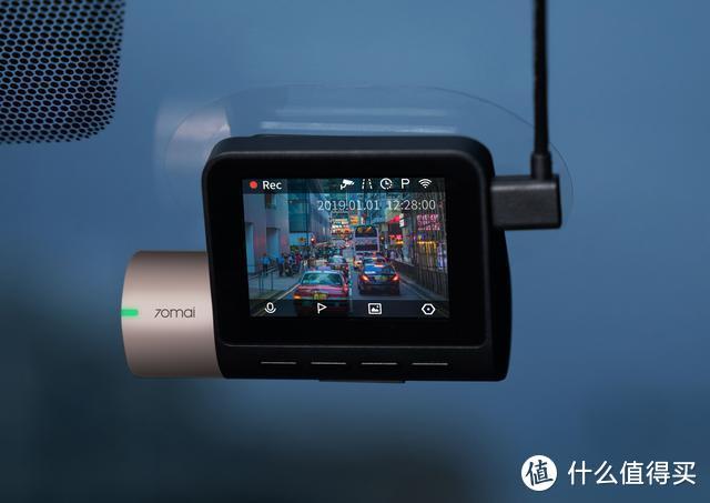 269元!70迈新款行车记录仪,1080P高清微光夜视,夜晚更清晰