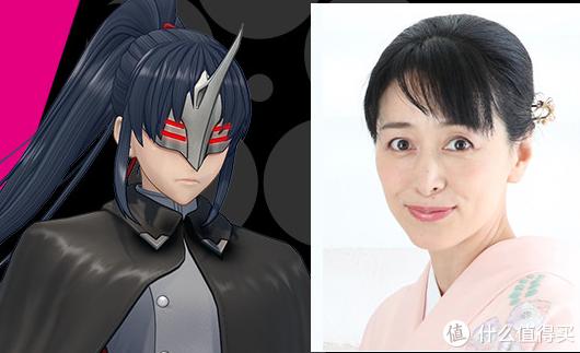 重返游戏:《新樱花大战》新角色夜叉公开,声优横山智佐