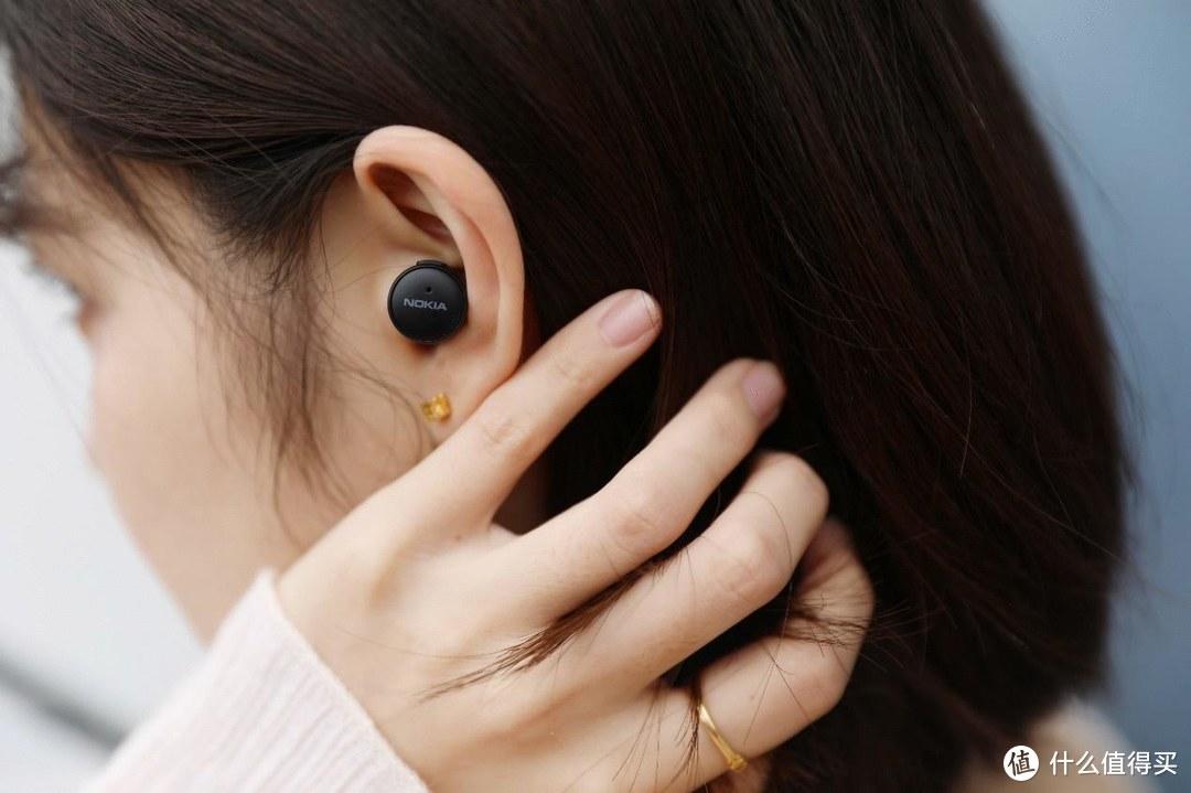 什么?诺基亚出口红了?其实是一款优雅简约的蓝牙耳机