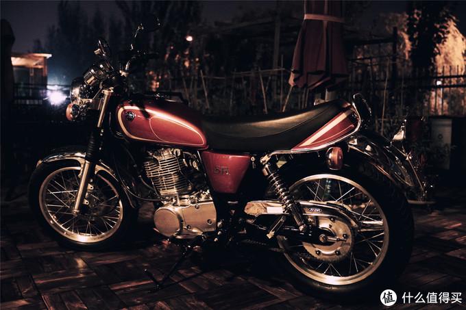 我不是复古车,我是真的老------雅马哈YAMAHA SR400,来自1978的老家伙