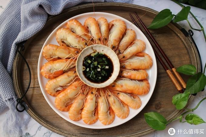 中秋家宴白灼虾不能少,虾肉鲜甜不腥有秘诀,详细做法教给你