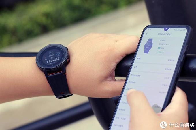 运动新国货 咕咚手表X3 盘它没毛病