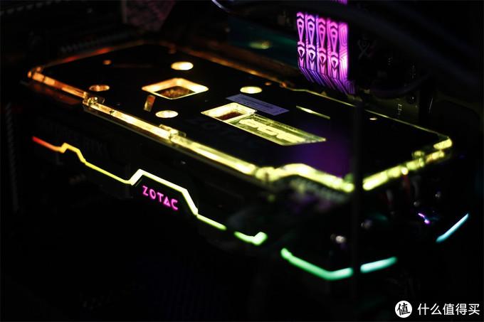 【單擺出品】在灯上装个显卡---索泰2080super体验分享