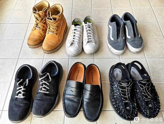 杂谈3:开箱 Adidas Ultra Boost 19黑武士+盘点手头各大品牌运动休闲鞋