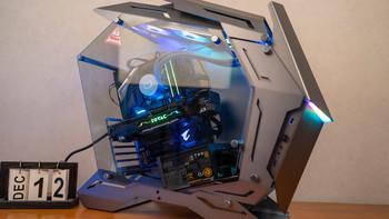 海韵游戏酷核CORE GX650电源使用效果(盖板|外壳)