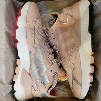 adidas 三叶草 X 3M   NITE JOGGER女子经典鞋外观展示(后跟 鞋头 鞋底 鞋舌)