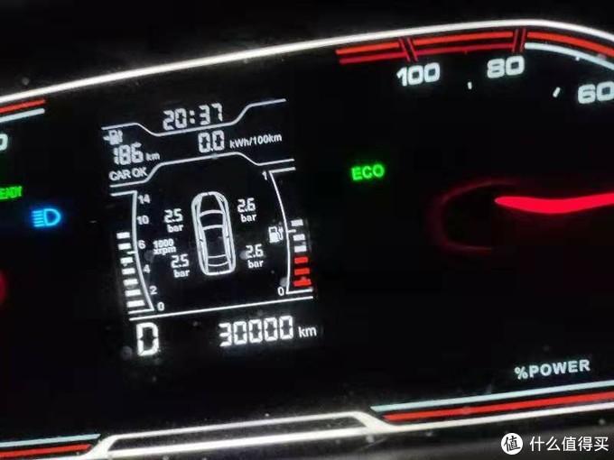 3万公里了