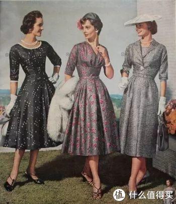 穿上新入的vintage,我变成了麦瑟尔夫人