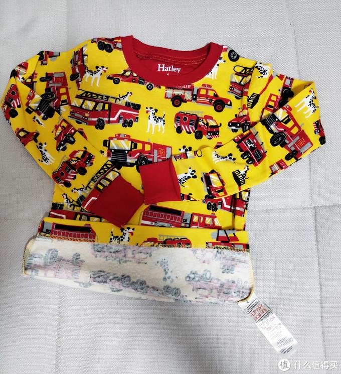 小众品牌儿童内衣初体验----Hatley儿童内衣套装简评