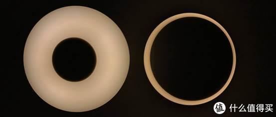 米家夜灯1、2代对比,360度旋转 360度安利