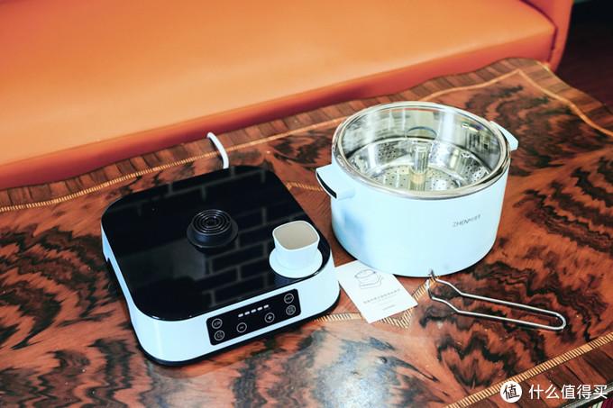 省心、安全,隔热防烫的臻米升降电火锅