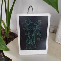 米家液晶小黑板使用总结(一键清除|电池)