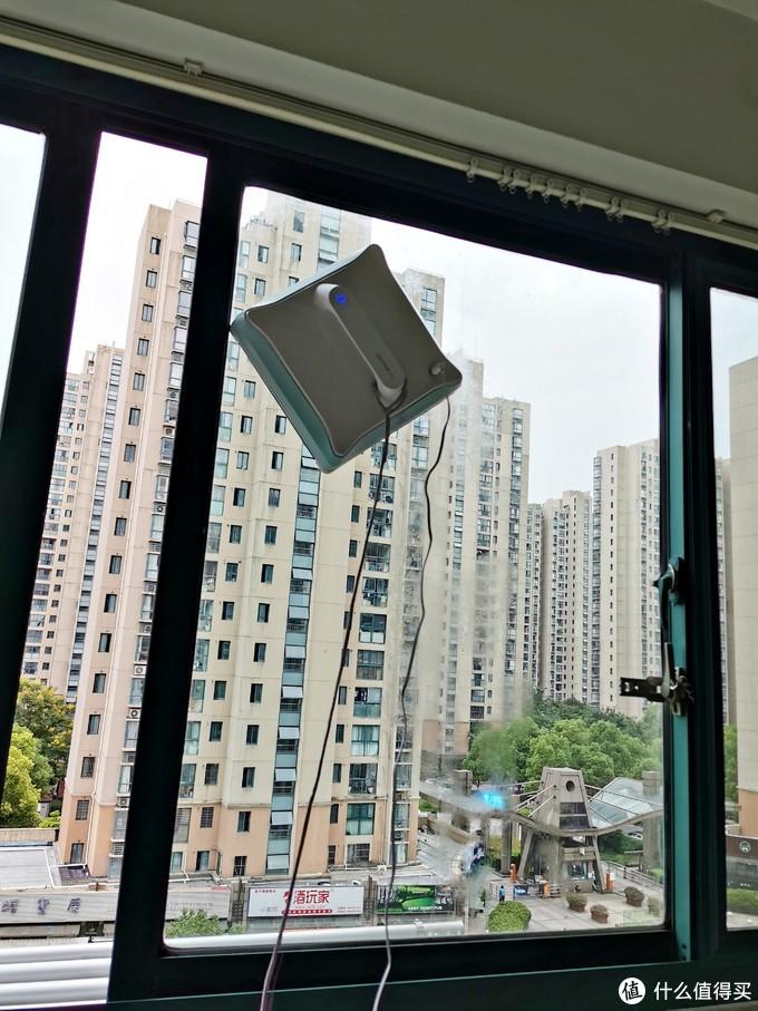 擦窗机真不是越贵越好,少女心满满的Tiffany蓝擦窗机分享